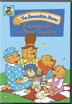 Berenstain Bears Adventures in Bear Country (DVD)