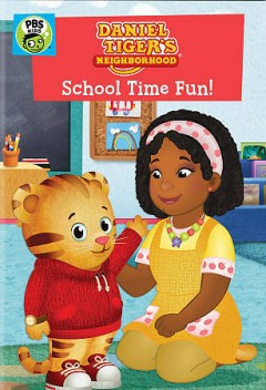 Daniel Tiger's Neighborhood - School Time Fun (DVD)