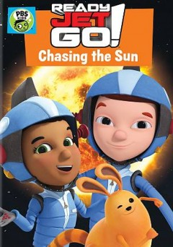 Ready Jet Go! Chasing the Sun (DVD)