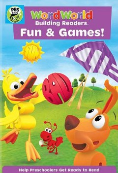 Wordworld - Fun and Games! (DVD)