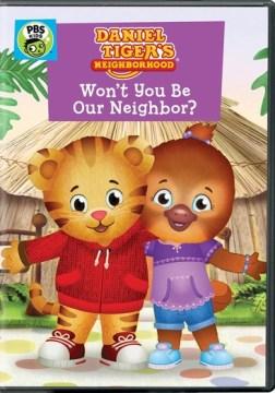 Daniel Tiger's Neighborhood - Won't You be Our Neighbor? (DVD)