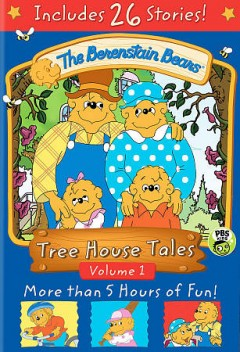 Berenstain Bears Tales From the Tree House Volume 1 (DVD)