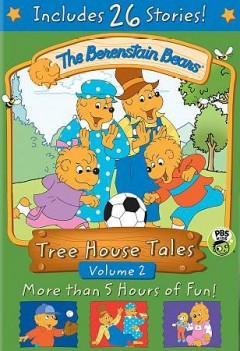 Berenstain Bears Tree House Tales Volume 2 (DVD)