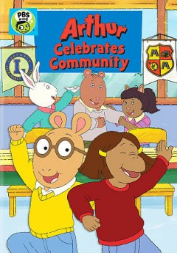 Arthur Celebrates Community (DVD)