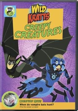 Wild kratts. Creepy creatures!.