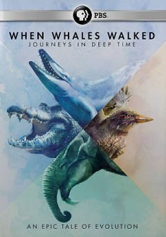 When Whales Walked: A Deep Time Journey (DVD)