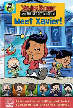 Xavier Riddle and the Secret Museum: Meet Xavier! (DVD)