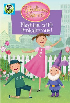 Pinkalicious & Peterrific: Playtime With Pinkalicious! (DVD)