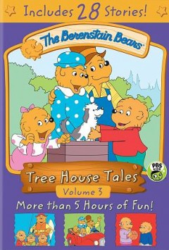 Berenstain Bears: Tree House Tales, Volume 3 (DVD)