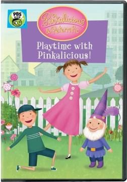 Pinkalicious & Peterrific: Playtime With Pinkalicious! (DVD)