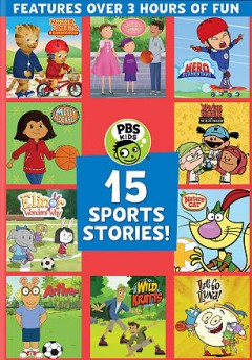 15 Sports Stories (DVD)