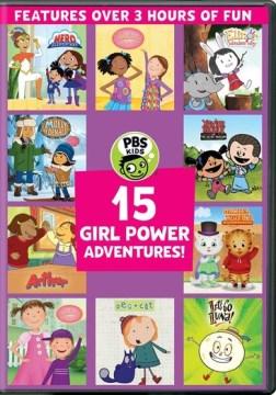 15 Girl Power Adventures! (DVD)