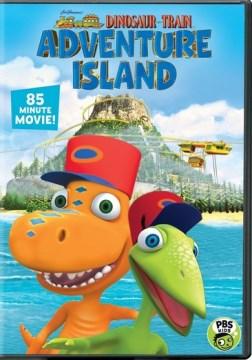 Dinosaur Train: Adventure Island (DVD)