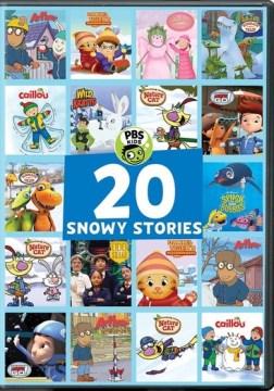 PBS Kids: 20 Snowy Stories (DVD)