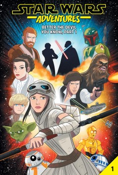 Star Wars Adventures 1 : Better the Devil You Know