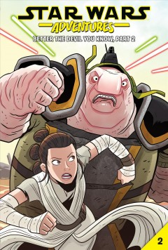 Star Wars Adventures 2 : Better the Devil You Know
