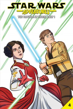 Star Wars Adventures 4 : The Trouble at Tibrin