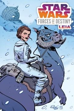 Star Wars Forces of Destiny : Leia
