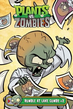 Plants Vs. Zombies Rumble at Lake Gumbo 2