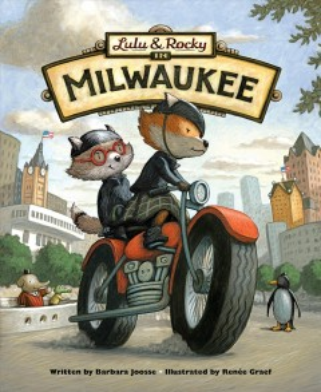 Lulu & Rocky in Milwaukee