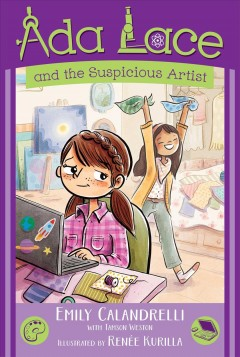 ADA Lace and the Suspicious Artist, 5