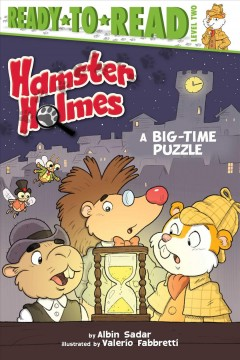 Hamster Holmes, a big-time puzzle