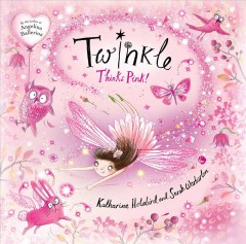 Twinkle Thinks Pink!