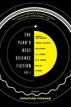 The year's best science fiction / The Saga Anthology of Science Fiction 2020