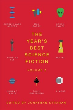 The Year's Best Science Fiction : The Saga Anthology of Science Fiction 2021