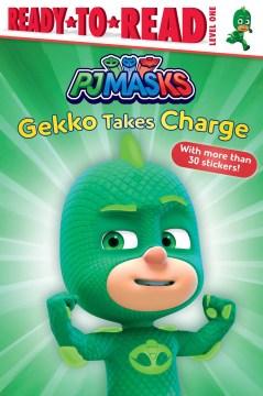 PJ Masks Gekko Takes Charge