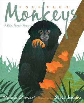 Fourteen monkeys : a rain forest rhyme