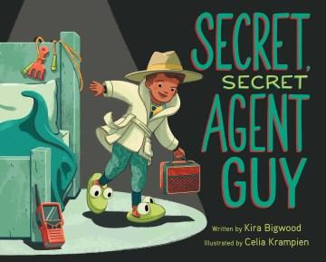 Secret, Secret Agent Guy