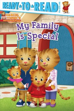 My family is special / adapted by Maggie Testa ; based on the screenplay