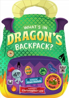 What's in Dragon's Backpack?