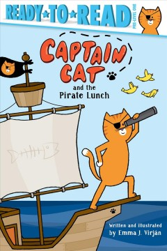 Captain Cat and the Pirate Lunch