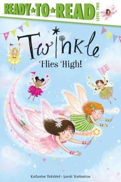 Twinkle flies high!
