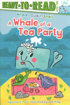 A whale of a tea party