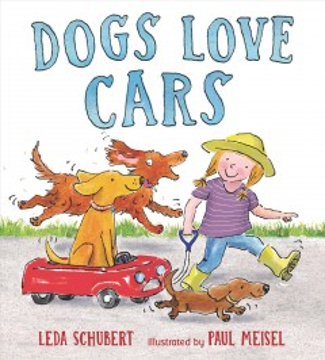 Dogs Love Cars