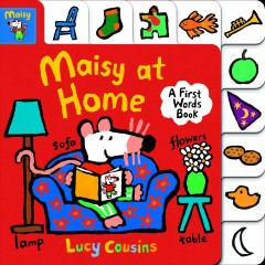 Maisy at Home : A First Words Book