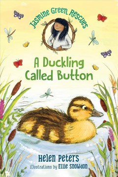 Jasmine Green Rescues a Duckling Called Button