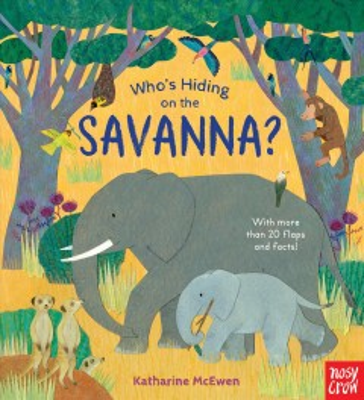 Who's Hiding on the Savanna?