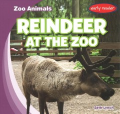 Reindeer at the Zoo
