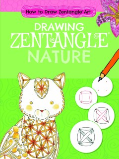 Drawing Zentangle Nature
