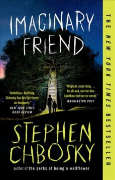 Imaginary friend Stephen Chbosky.