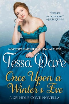 Once upon a winter's eve Tessa Dare.