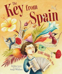The key from Spain : Flory Jagoda and her music