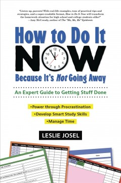 How to do it now because it's not going away : an expert guide to getting stuff done