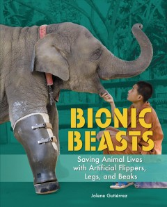 Bionic Beasts : Saving Animal Lives With Artificial Flippers, Legs, and Beaks