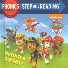 Phonics patrol! / 12-book Set