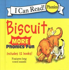 Biscuit : more phonics fun
